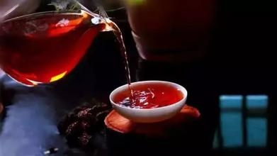 黑茶配陈皮的功效好吗?