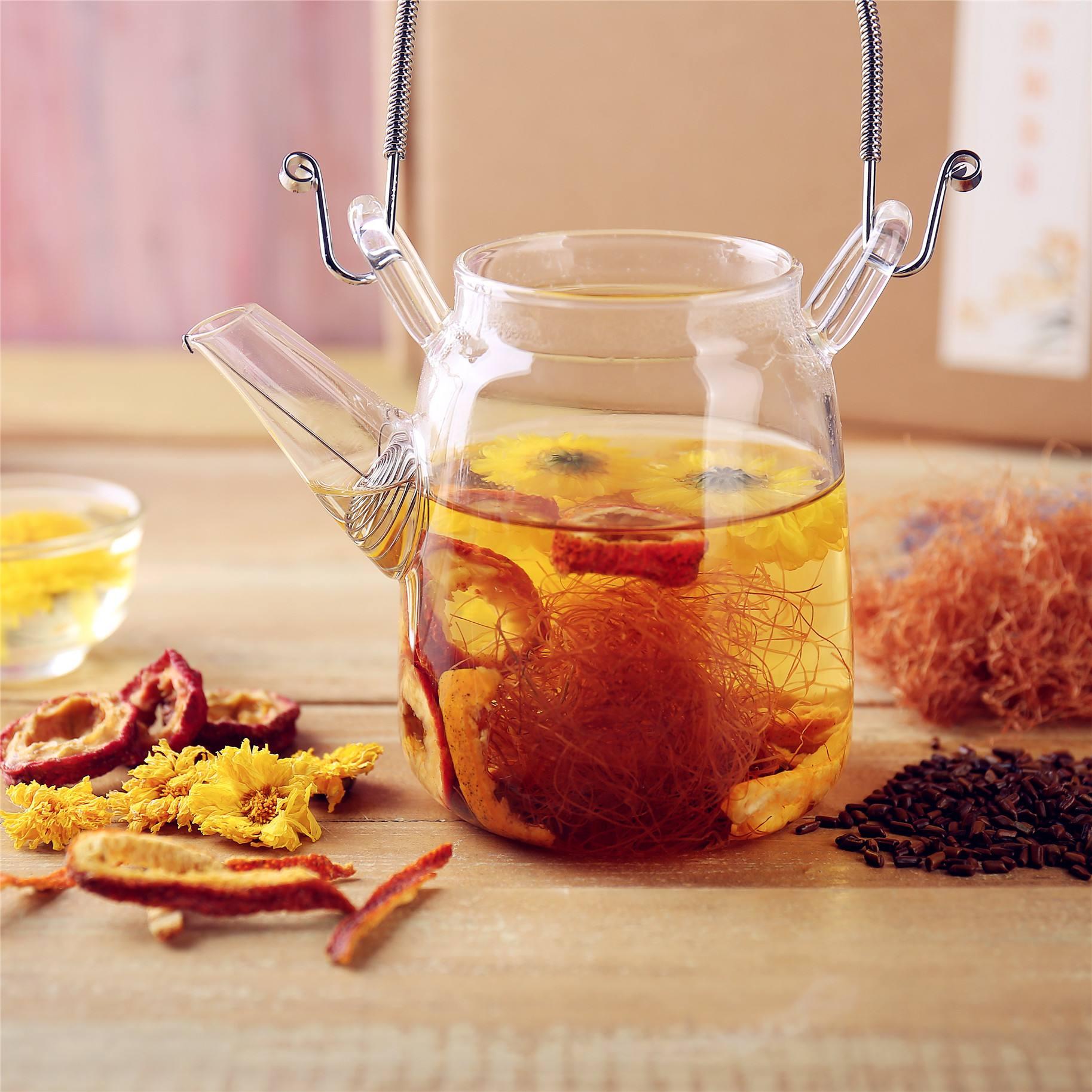 陈皮和老白茶可以一起煮吗?
