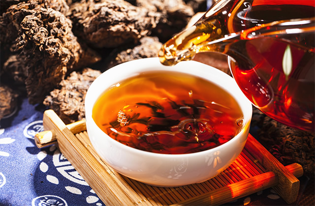 陈皮白茶的功效与作用
