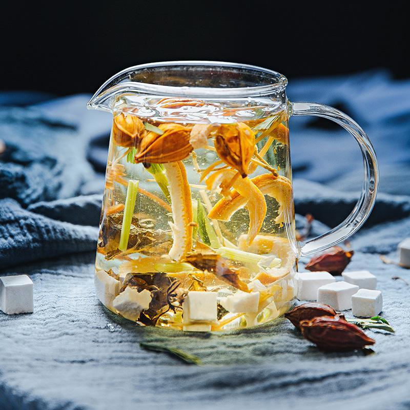 陈皮茯苓茶的功效与作用