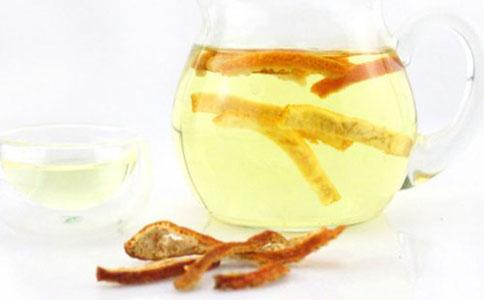 陈皮泡茶的温度影响陈皮的滋味