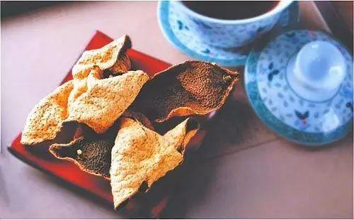 陈皮搭配普洱茶都有哪些适合人群