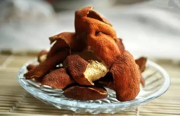 生姜煮陈皮的功效与作用