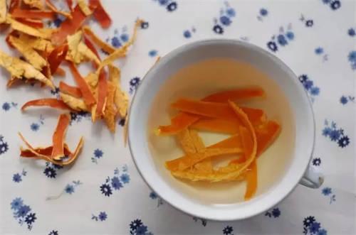 陈皮茶都有哪些养生功效和作用