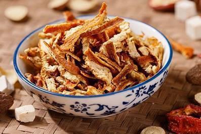 陈皮猪肝汤