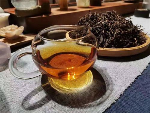 新会陈皮可以搭配什么茶喝