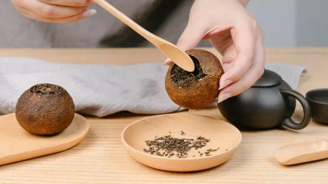 用陈皮普洱泡茶喝能有什么好处呢